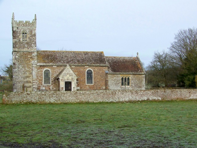 The Church of St Mary, Almer