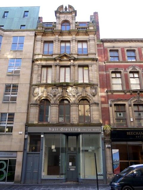 Eno's Building, Collingwood Street
