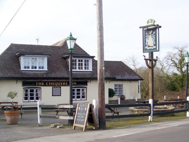 The Chequers Inn, Lytchett Matravers