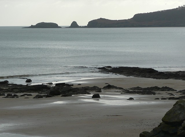 View of Monkstone Point