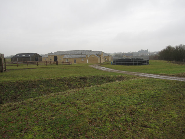 Hope Hall Stable Yard