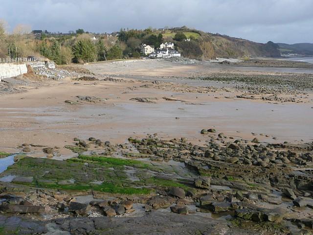 View of the bay at Wiseman's Bridge