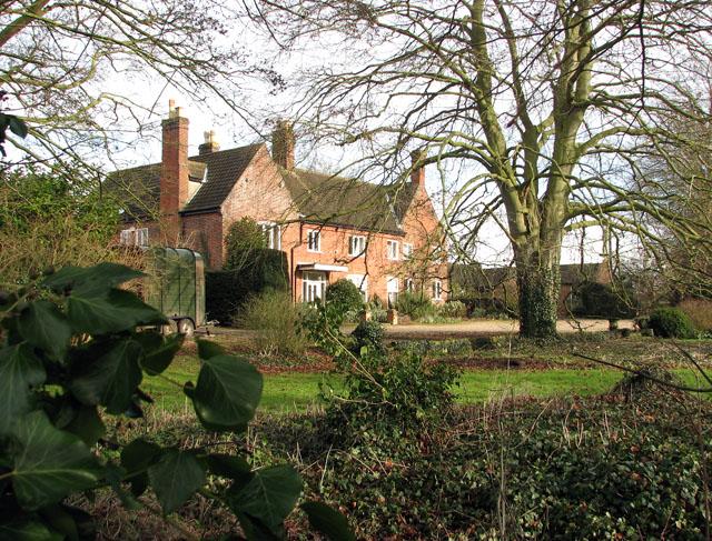 The Grange in Little Melton