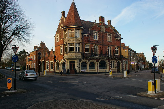 Kings Head Public House, Winchmore Hill, London N21