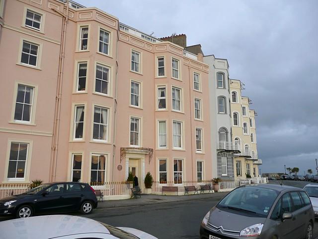 The Belgrave Hotel, Esplanade, Tenby