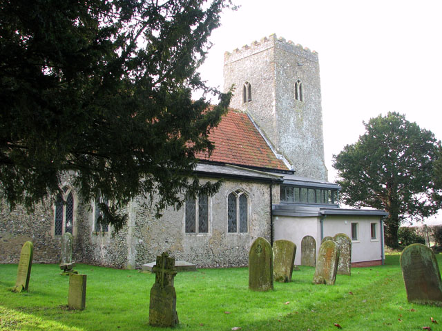 All Saints church - the new extension