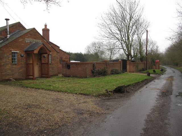Mission Room, Dullingham Ley