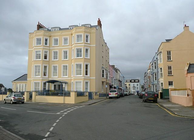 Victoria Street, Tenby