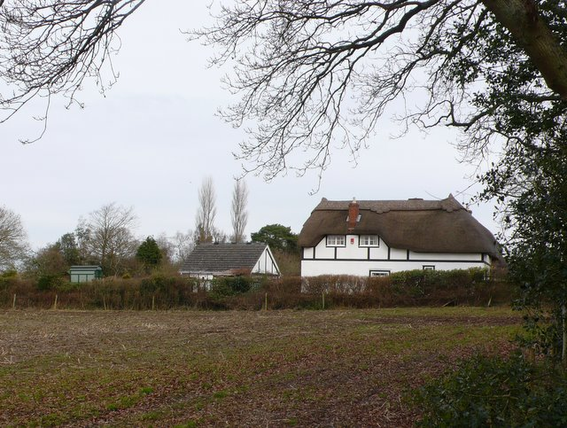 Thatched Cottage, Barrow Hill