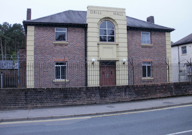 Drill Hall House, Quarella Road, Bridgend