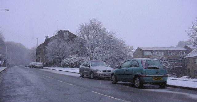 Todmorden Road, Bacup