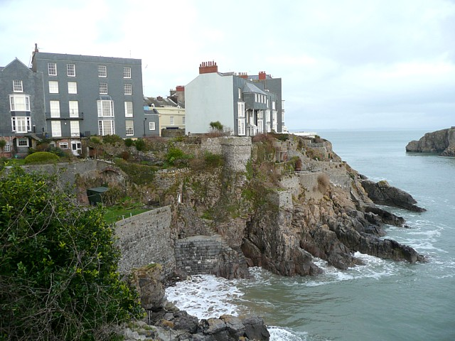 Rock Terrace, Tenby