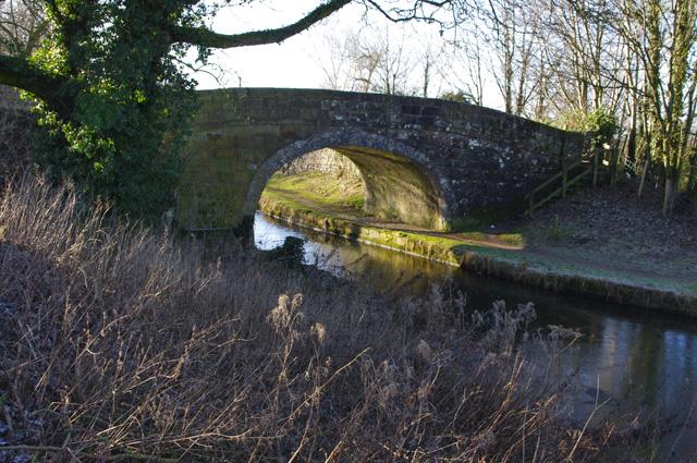 Bridge 131, Lancaster Canal