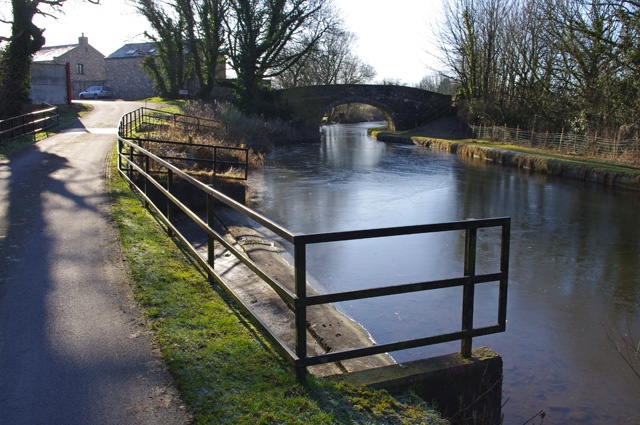 Lancaster Canal, Capernwray