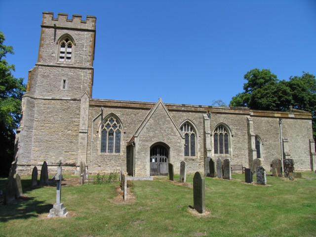 St Lawrence Broughton