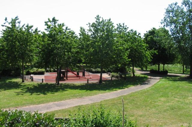 Playground at Broughton