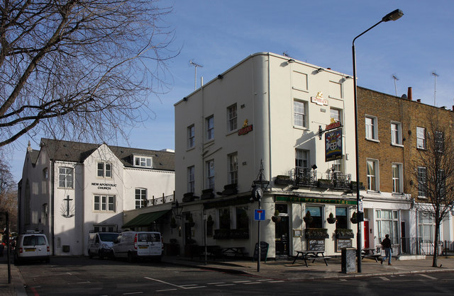 The Warwick Arms