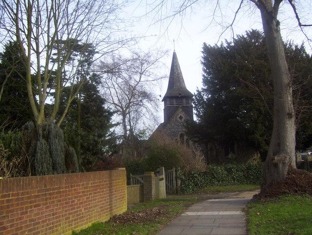 St Mary's Church, Chessington