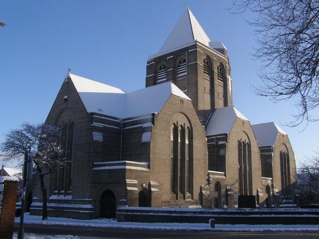 St. Paul's church, Stoneycroft