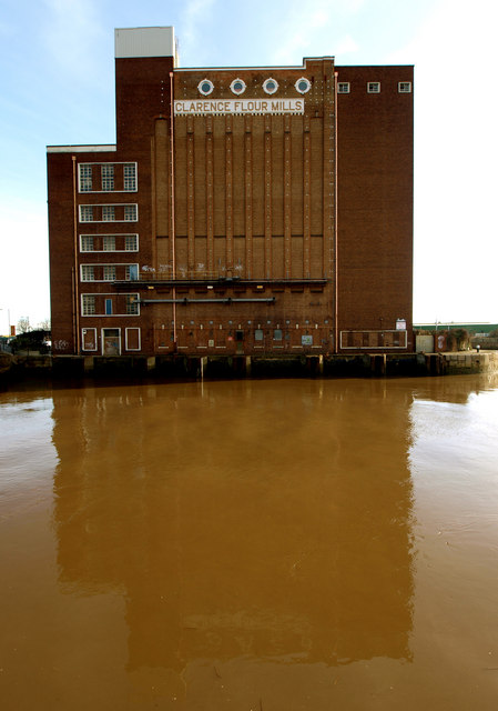 The Clarence Flour Mill