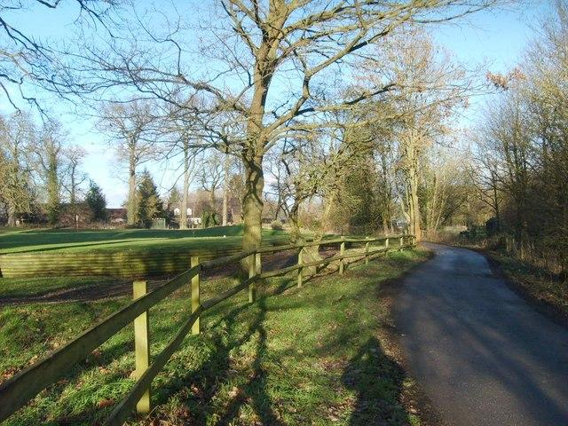 Patshull Lane