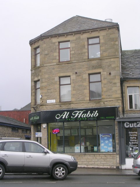 Al Habib Fast Food - High Street