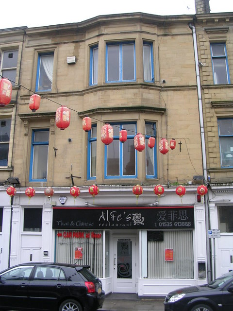 Alfe's Thai & Chinese Restaurant - Church Street