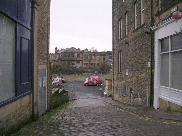 Water Lane - Church Street