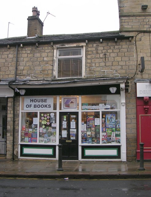 House of Books - Church Street