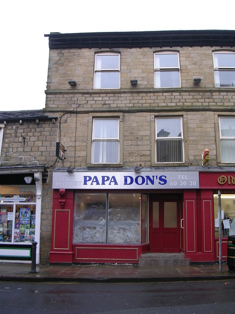 Papa Don's Takeaway - Church Street