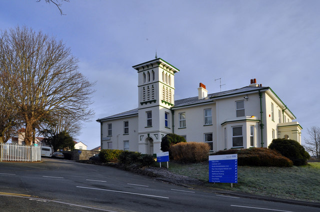Mount Gould Hospital - Plymouth