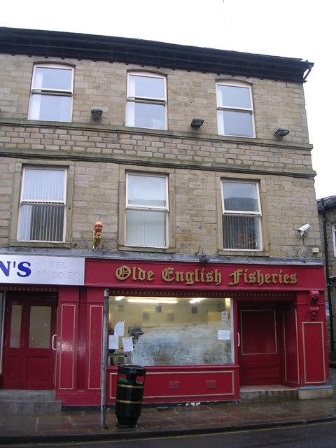 Olde English Fisheries - Church Street
