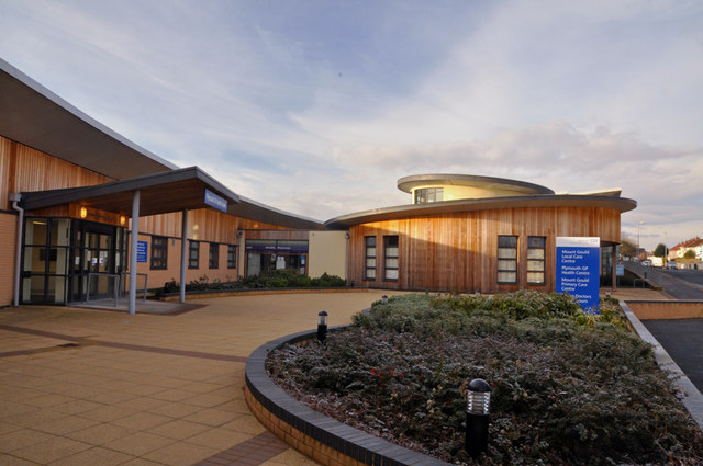 Mount Gould Primary Care Centre - Plymouth