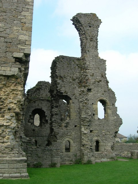 Middleham Castle