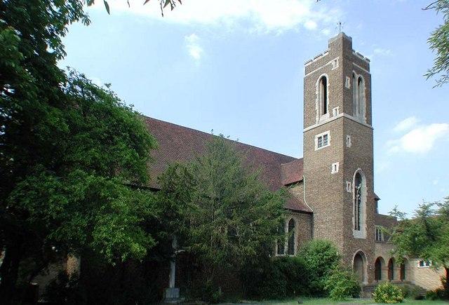 St Mary, Kenton Road, Harrow