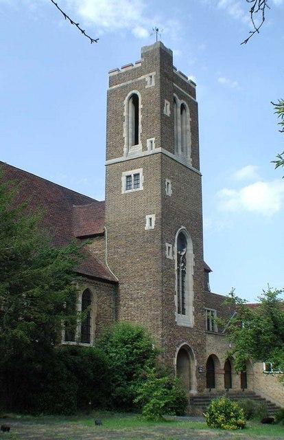 St Mary, Kenton Road, Harrow - Tower