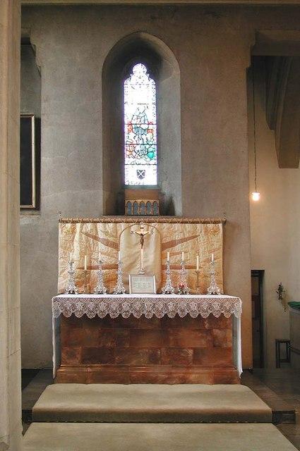 St Mary, Kenton Road, Harrow - Chapel
