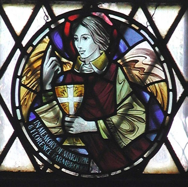 St Mary, Kenton Road, Harrow - Window