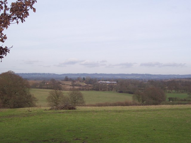 View towards Weller's Town