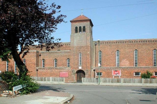 All Saints, Waltham Drive, Edgware