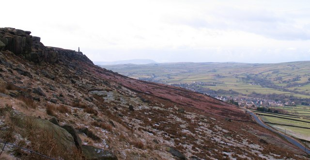 Towards Earl Crag