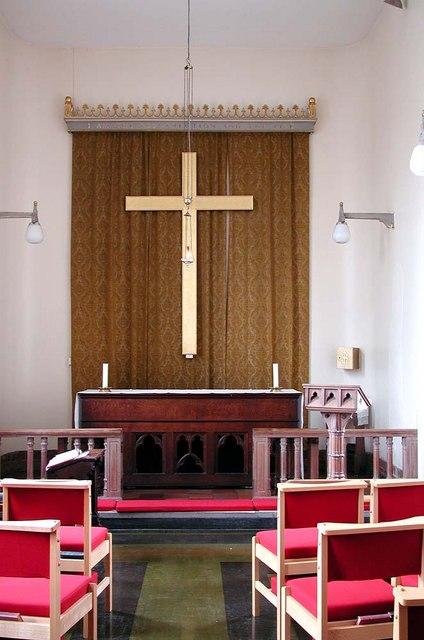 All Saints, Waltham Drive, Edgware - Chapel