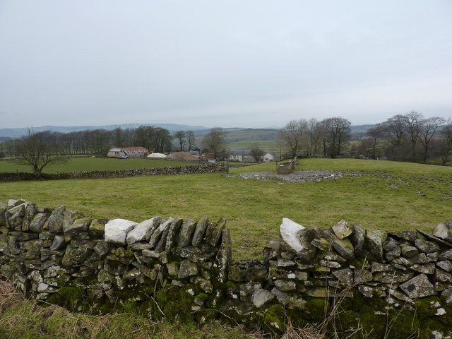 Stile and drystone wall