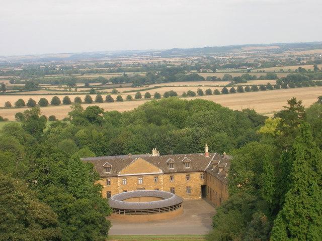 Belvoir Castle Stables