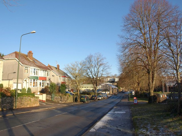 Barton Hill Road