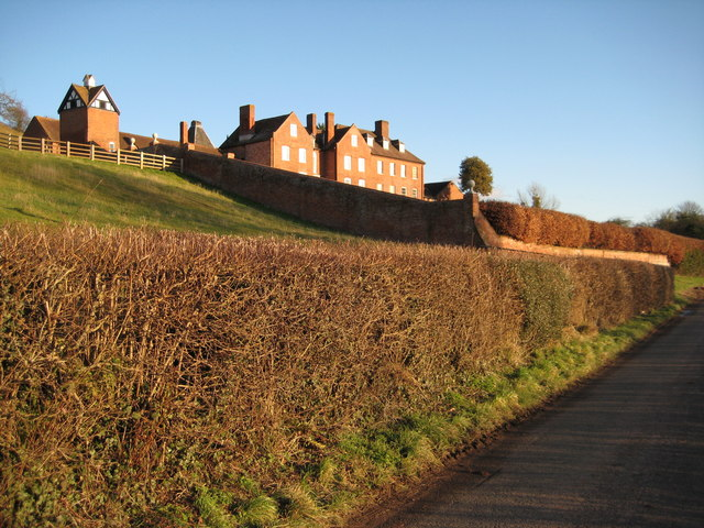Brockhill Court, Shelsley Beauchamp