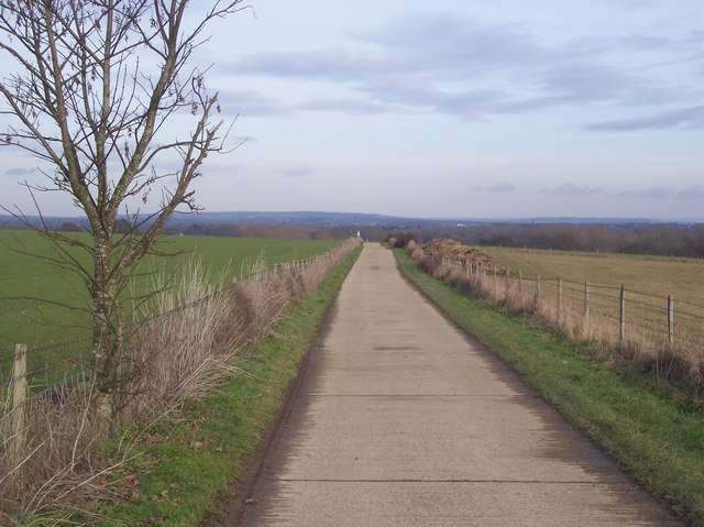 National Cycle Route 12 and Eden Valley Walk heading to Killick's Bank
