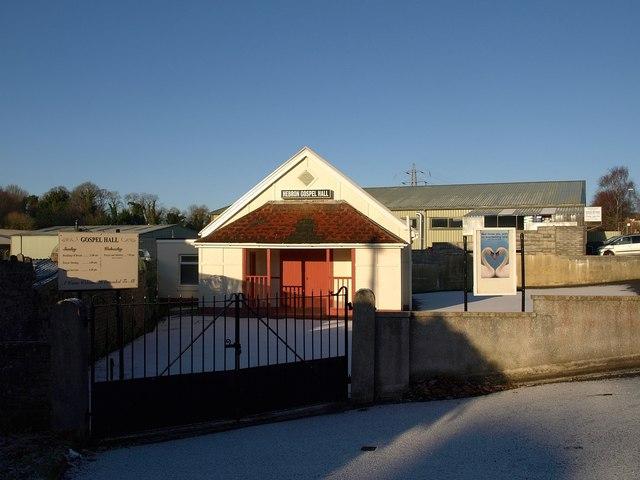 Hebron Gospel Hall, Torquay
