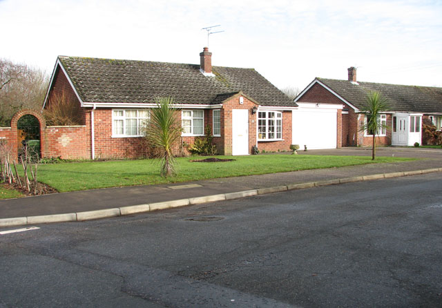 Bungalows in Gibbs Close