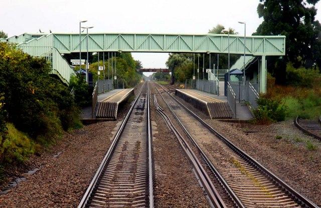 Ashchurch For Tewkesbury Station